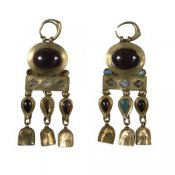Parthian Earrings - أقراط فرثية