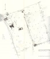 Site Plan of Assyrian City Kar Tukulti