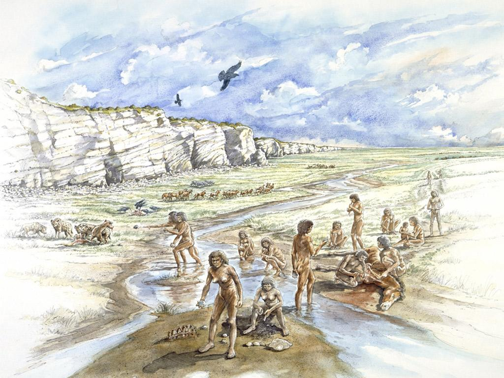 the features of the stone age period Characteristics of  primitive societies, or stone age cultures, are to be found  indication of the shortest possible incubation period it.